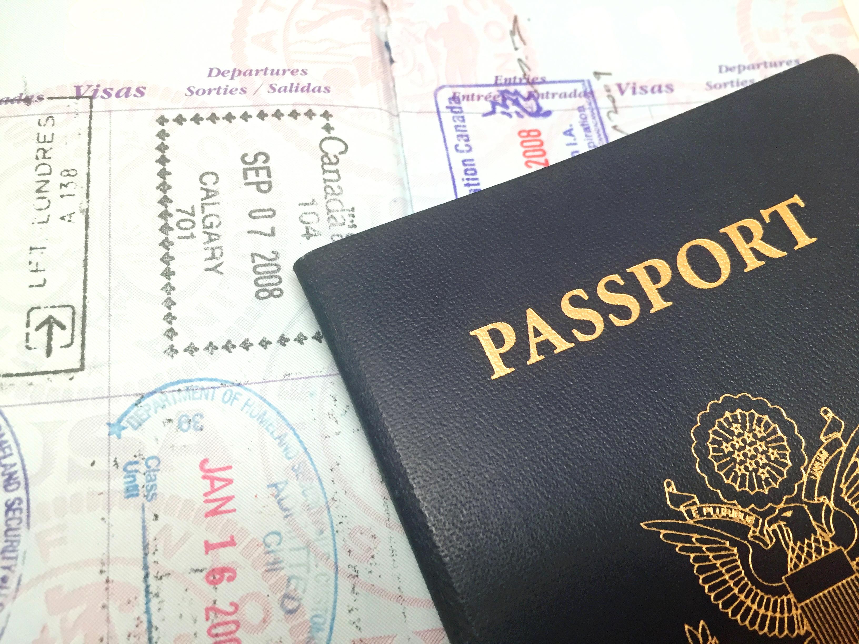 Next-Generation US Passport Debut | American Express GBT